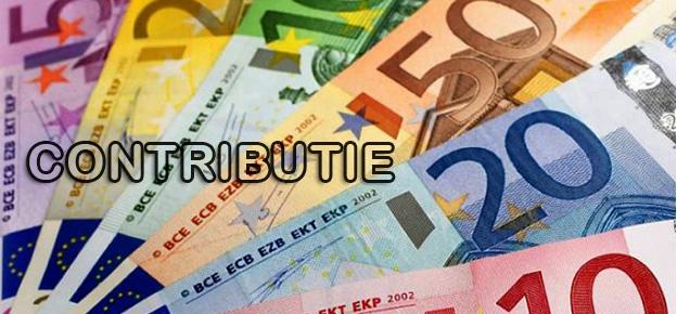 Contributie 4e kwartaal 2017