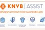 KNVB button op de teampagina's
