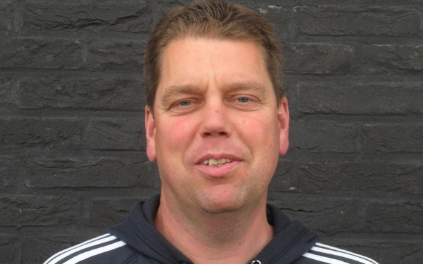 Jan Locht assistent-trainer Heren 1