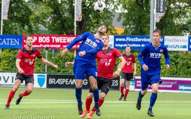Matige start Be Quick in nacompetitie