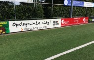 BOX-it-up nieuwe bordsponsor