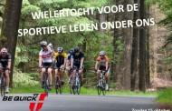 Toertocht voor wielrenners - AFGELAST
