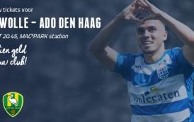Be Quick '28 heeft 50 kaarten voor PEC - ADO Den Haag (28-10-2017)