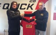 Kraanbedrijf BKF sponsort derdedivsionist JO17-1