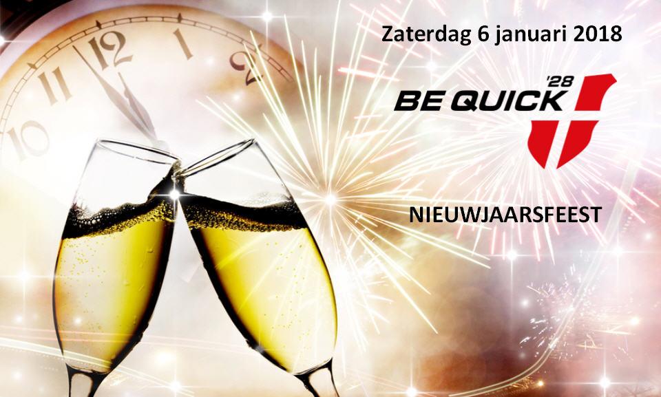 Nieuwjaarsfeest