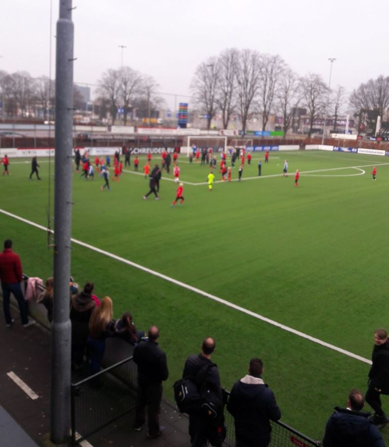 Clinic met heren 1