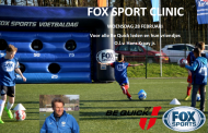 Fox Sport Clinic op woensdag 28 februari