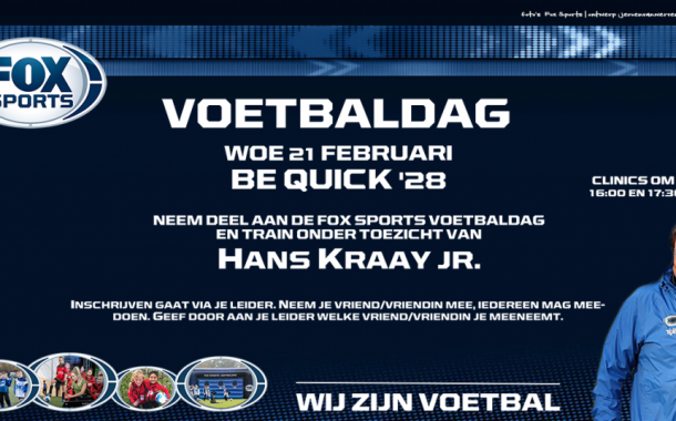 Indeling Fox Sport Clinic