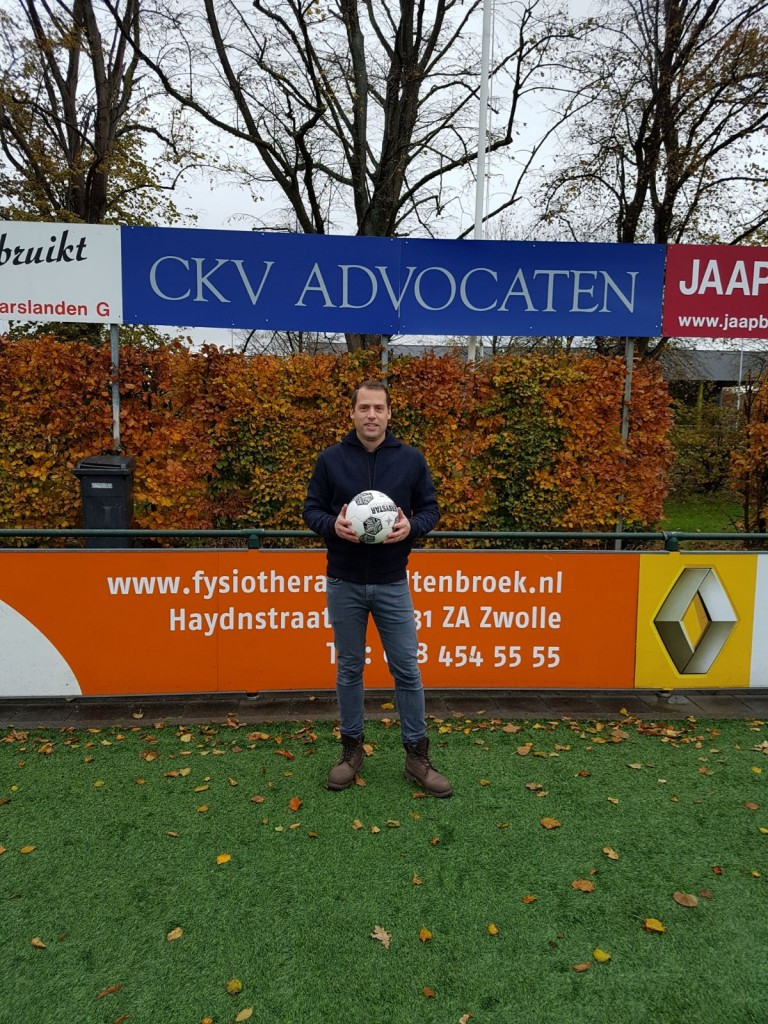 CKV Advocaten nieuwe bordsponsor