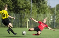 Be Quick '28 VR1 - Reiger Boys VR1 4 - 0 (Beker)