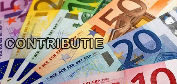 Contributie 2e kwartaal 2019 - extra run