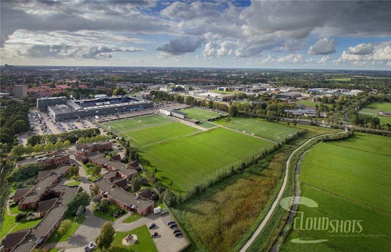 luchtfoto sportpark 3