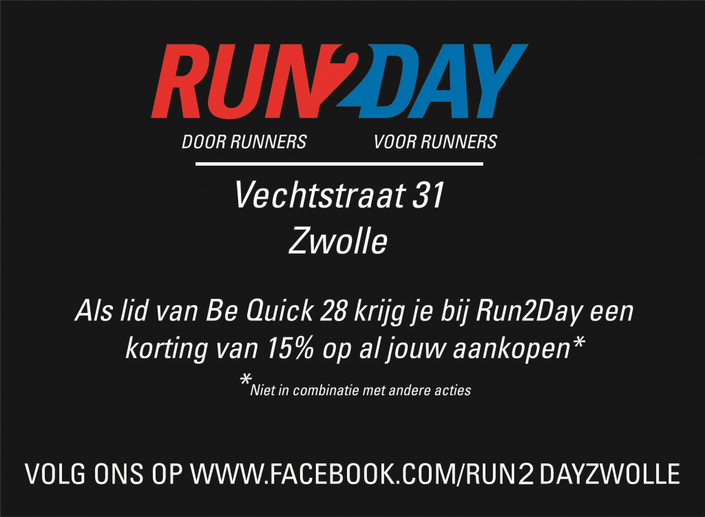 run2dayaanbieding2016