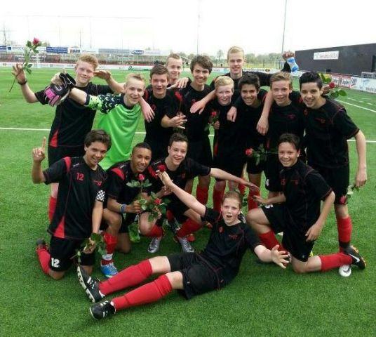 c1 kampioen hoofdklasse 2013-2014