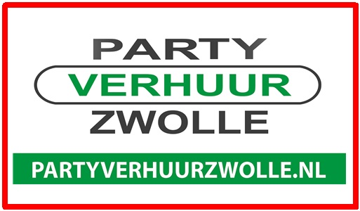 party verhuur - kader