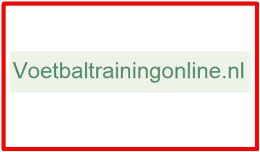 voetbaltraining online