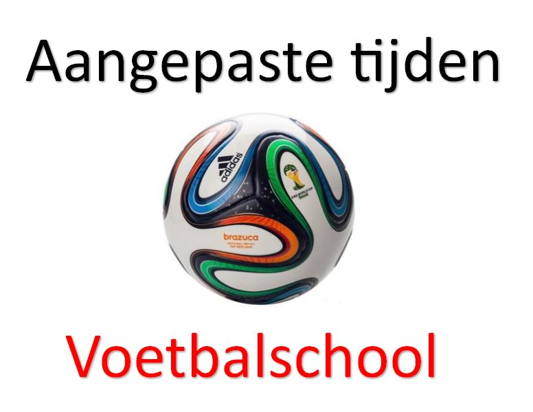 Geen voetbalschool