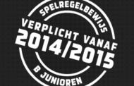 SPOED: spelregelbewijs halen!!!! (UPDATE 2)