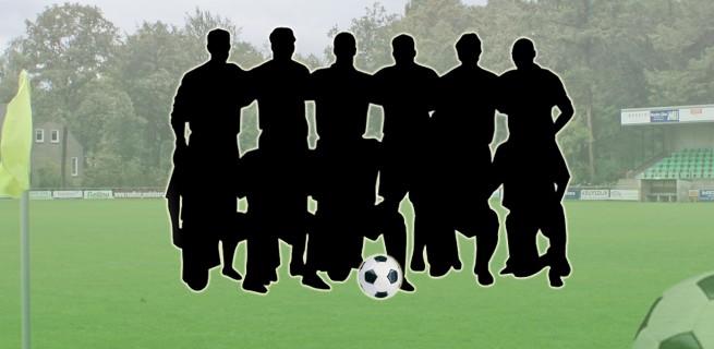 Voorlopige teamindeling 2017-2018 - UPDATE 4
