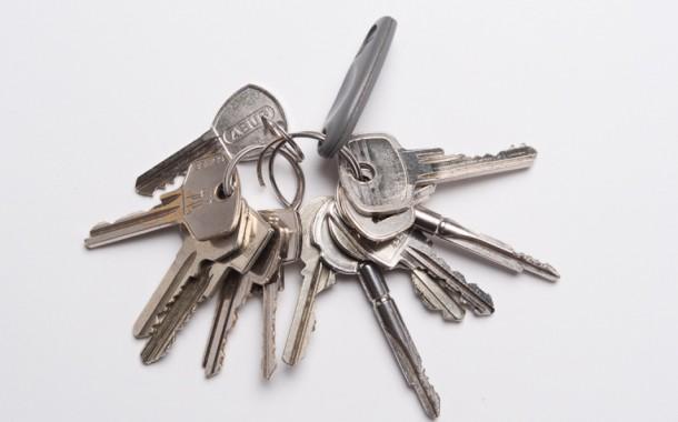 Uitgifte sleutels