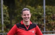 Monique Plaggenborg trainster bij Vrouwen 3