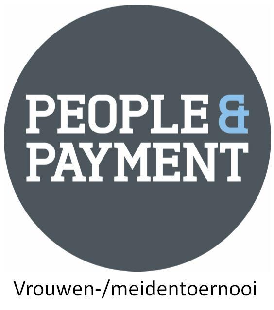 People & Payment vrouwen- & meidentoernooi op 9 juni