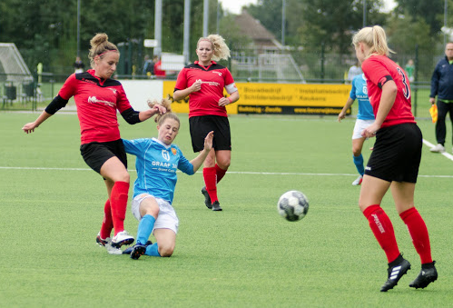 Be Quick '28 VR1 - FC Eindhoven VR1