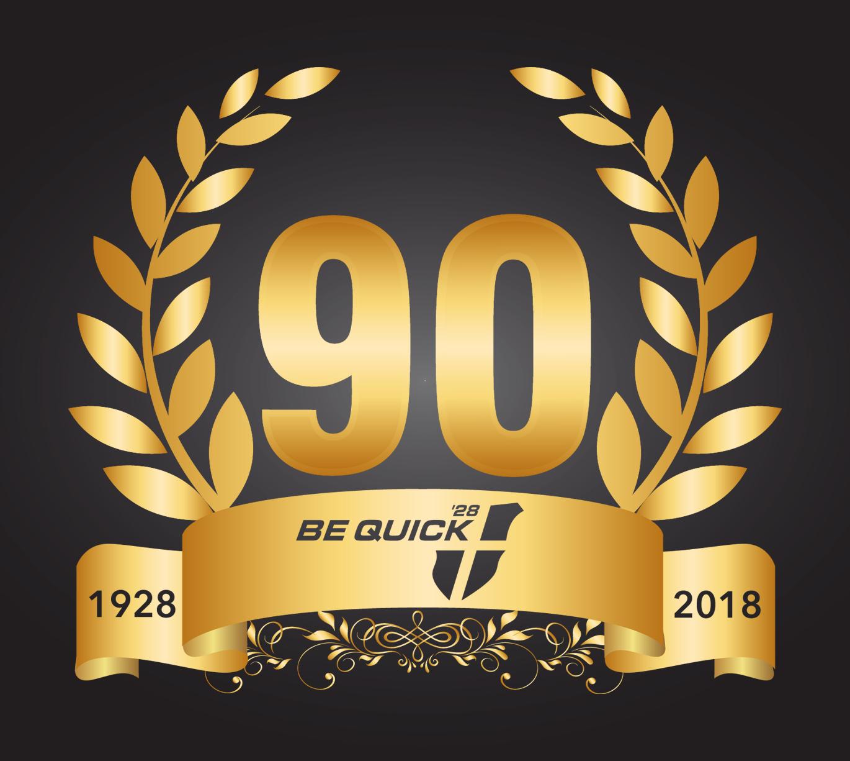 Programma 90-jarig jubileum