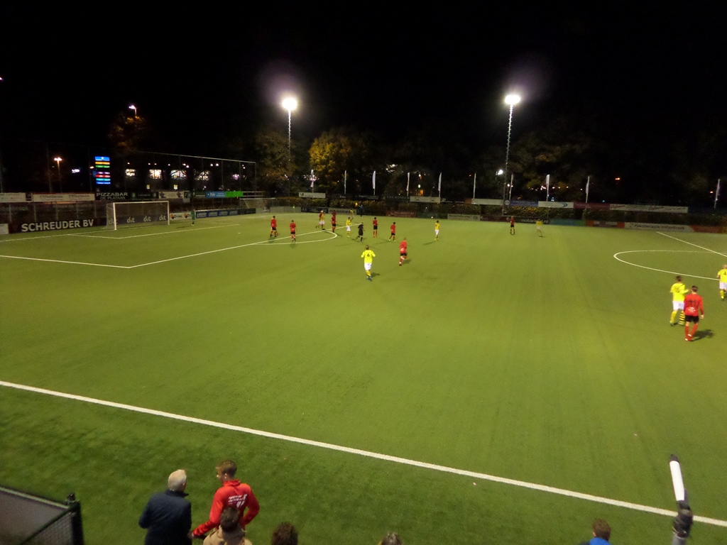 Be Quick '28 - sv Zwolle (beker)