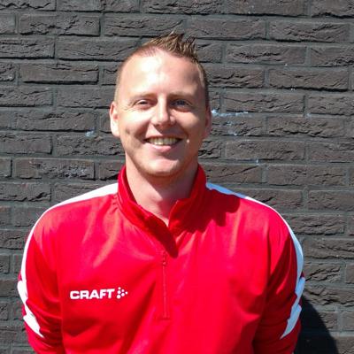 Jeffrey Eshuis TC coördinator D-E-F teams