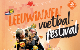 Leeuwinnenfestival bij Be Quick '28