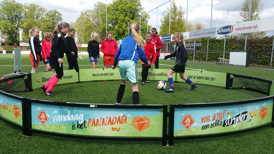 KNVB Leeuwinnenfestival bij BQ