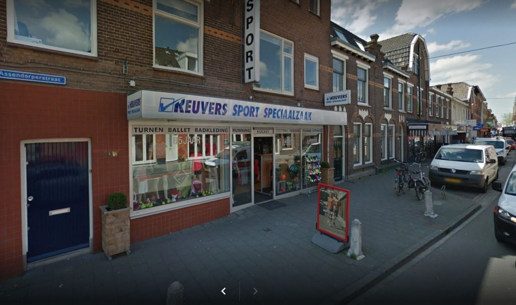 Sponsor in de spotlight - Reuvers Sport