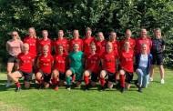 Vrouwen 1 wint Hanzecup 2019