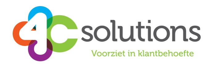 4C solutions logo