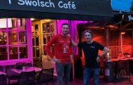 't Swolsch café sponsort derde elftal