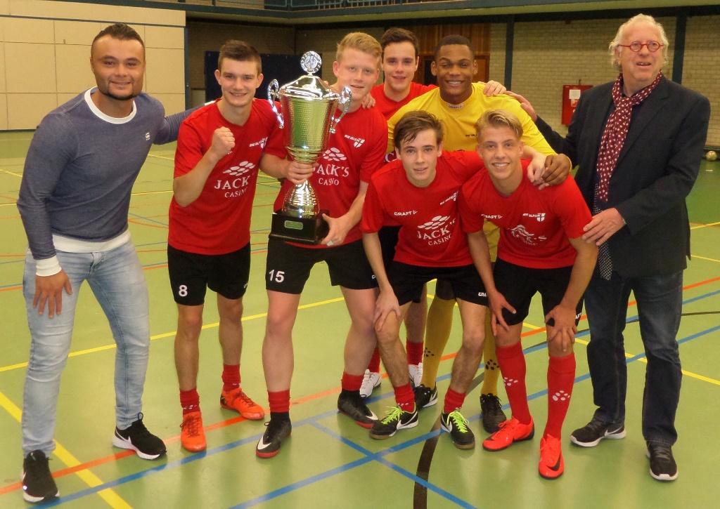 Be Quick wint verrassend Jo van Marletoernooi
