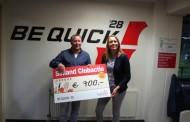 Salland actie levert 700 euro op