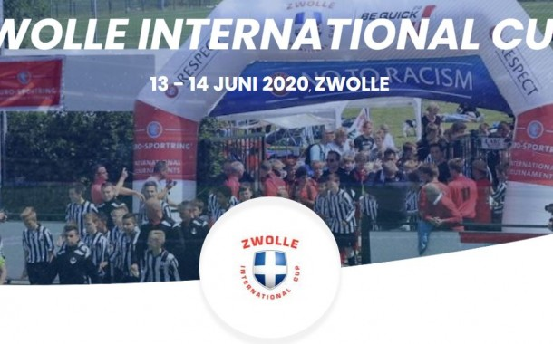7e elftal gaat de Zwolle International Cup organiseren