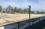 Update vervanging veld 1 (16 april)