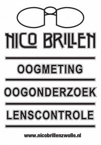 nico Brillen 'flyer