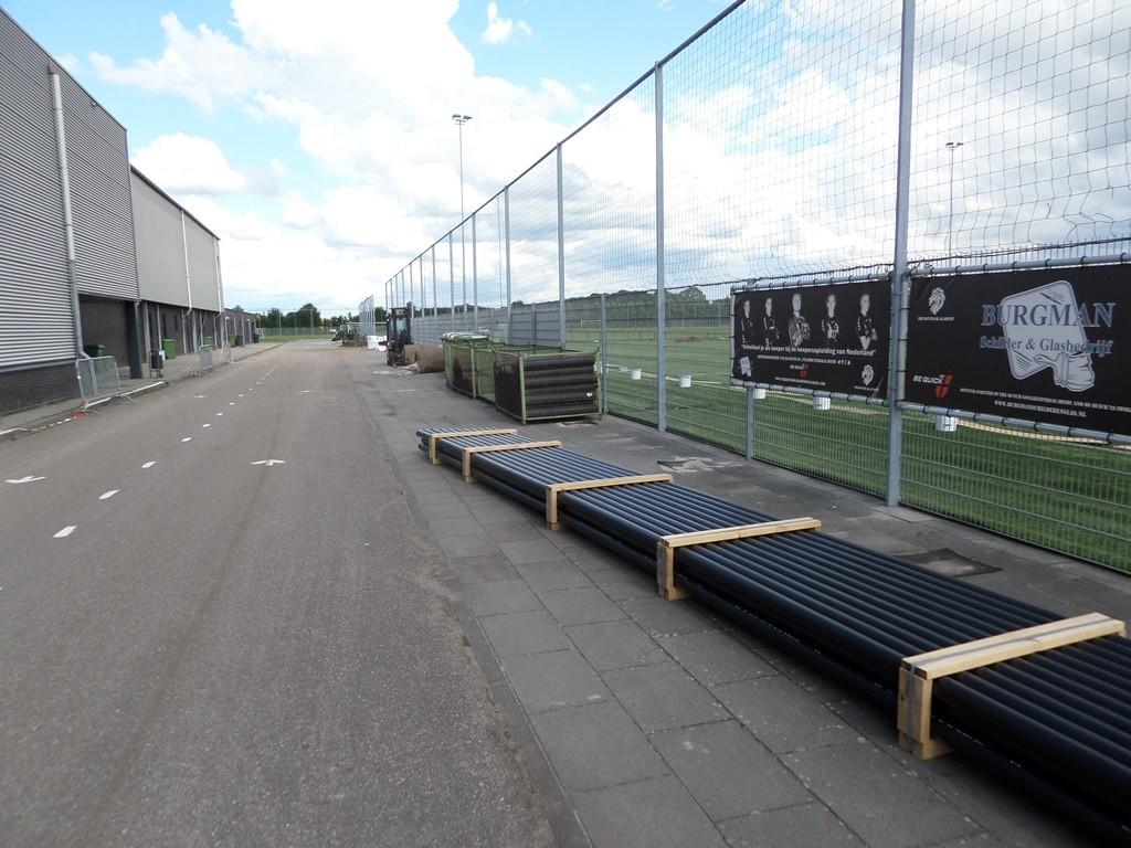 Sportpark in beweging