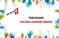 Teruggave vrijwilligersbijdrage 2019-2020