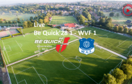 Be Quick - WVF te volgen via livestream