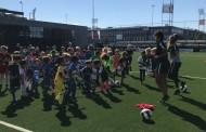 Sponsorloop voetbalschool levert 2.700 euro op