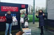 Vrijwilligers Be Quick actief voor ZwolleDoet!