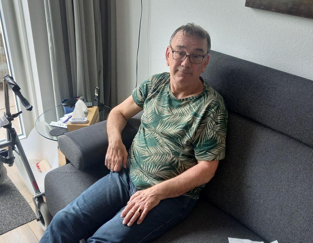 Op bezoek bij René Georg