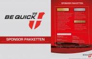 Sponsormogelijkheden bij Be Quick '28