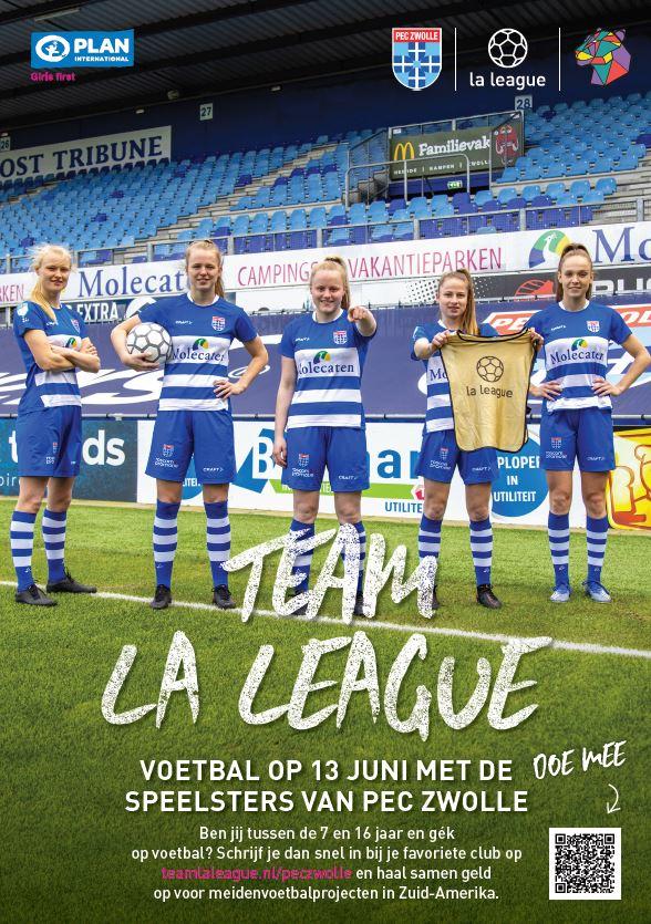 team la league