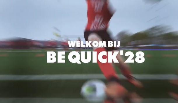 Be Quick zoekt meiden en vrouwen die willen voetballen
